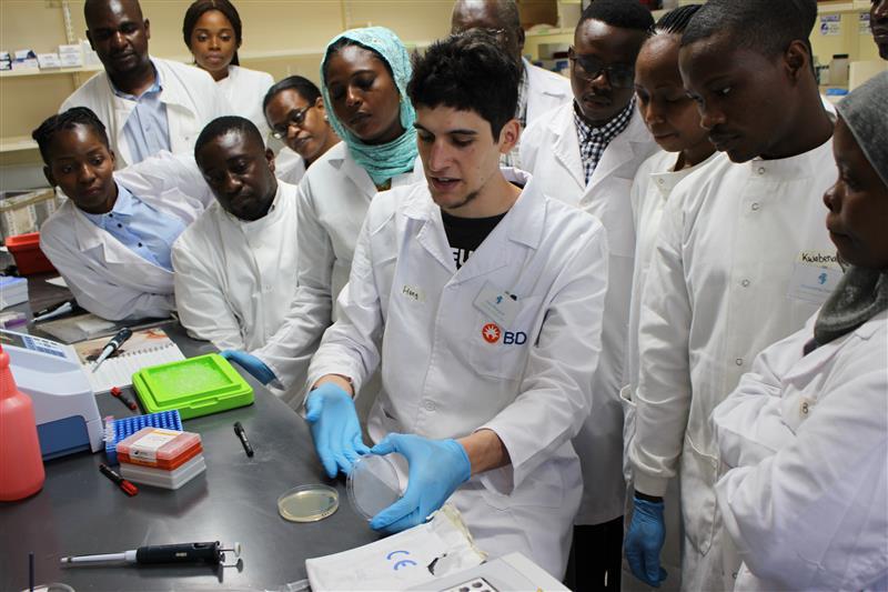 AfriPlantSci19 - Molecular Biology